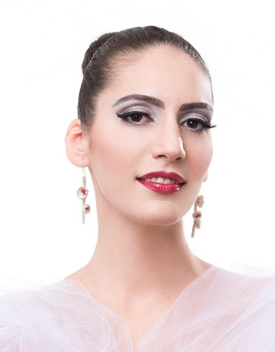 Cercei padurea de argint - Cleopatra Cosulet
