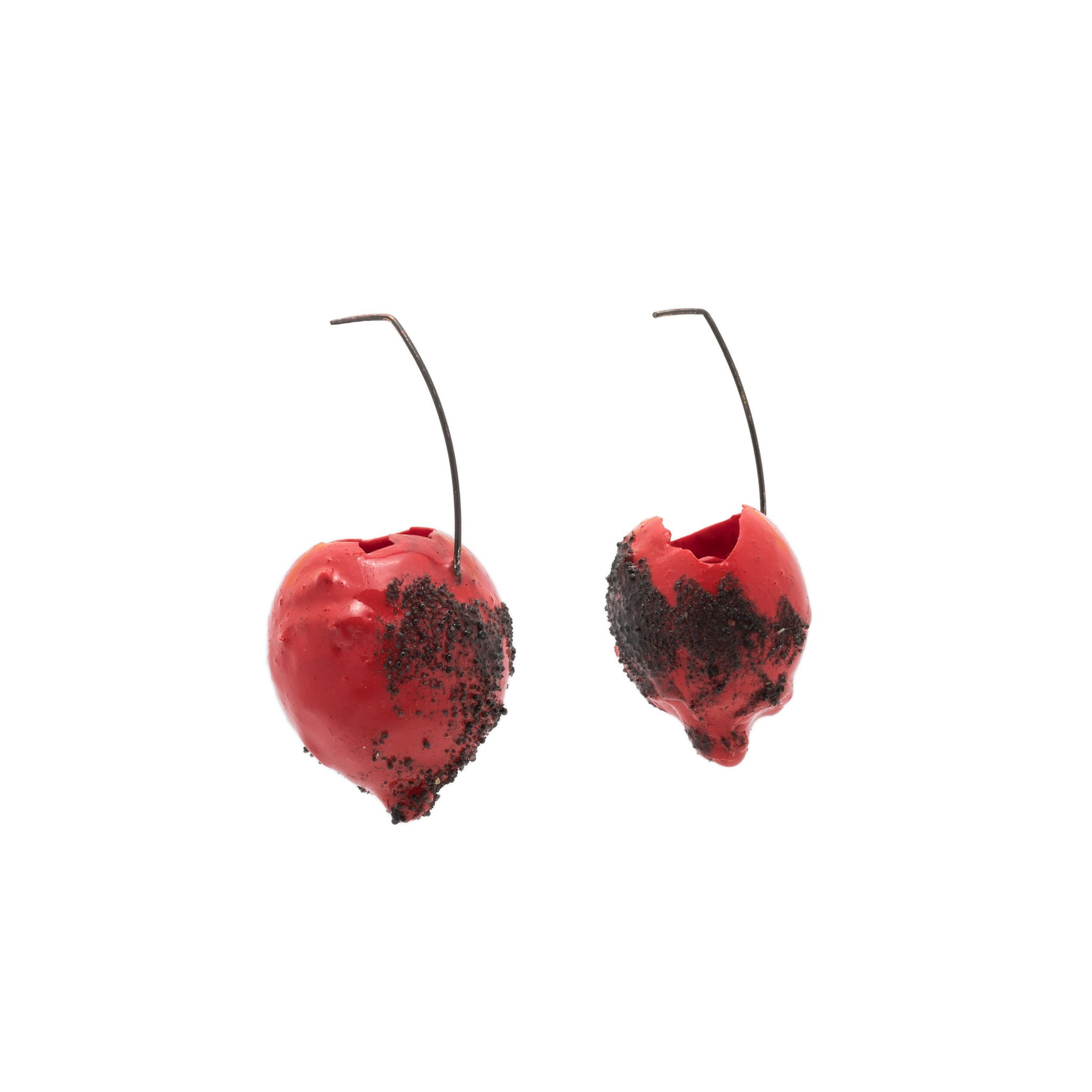red-small-sized-earrings-1