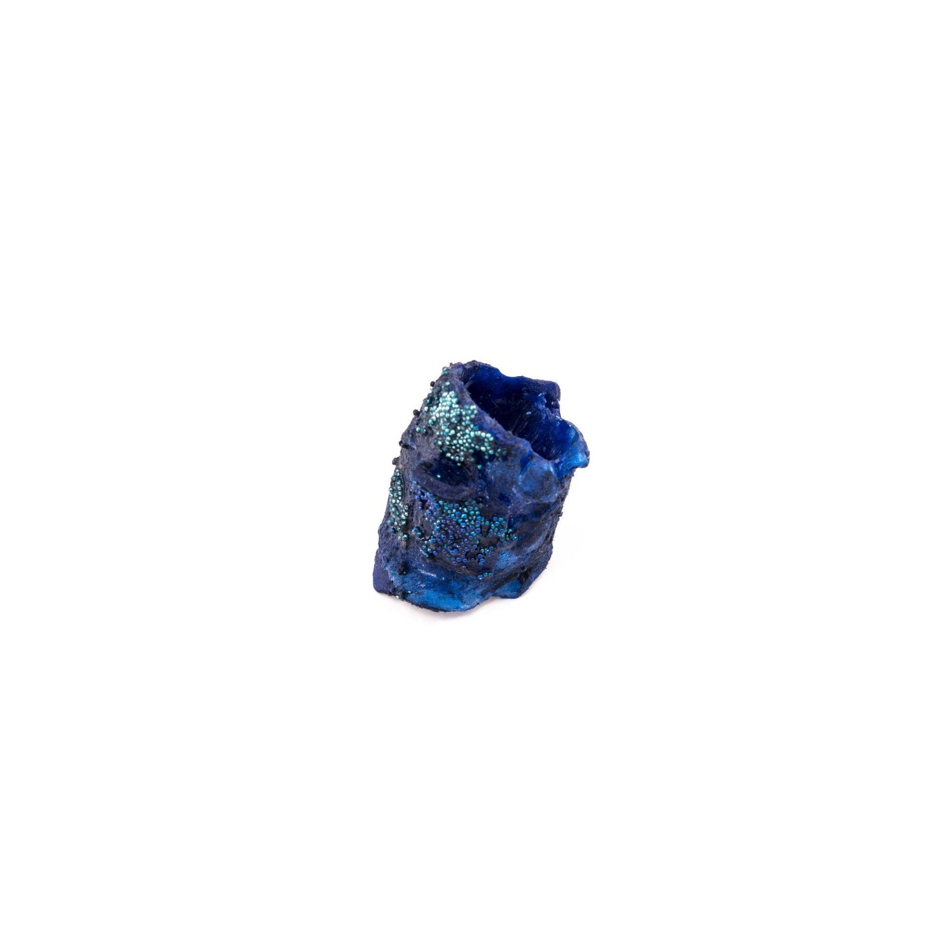 RESIN INTERMEZZO - BLU RING NO.1