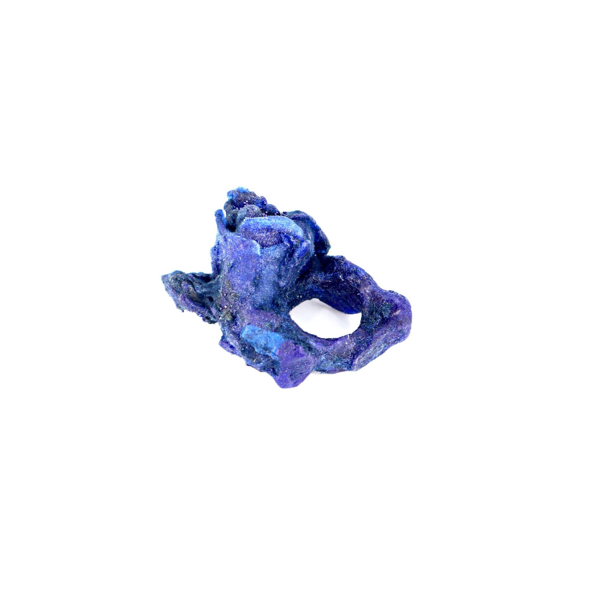 RESIN INTERMEZZO - BLU RING NO.2